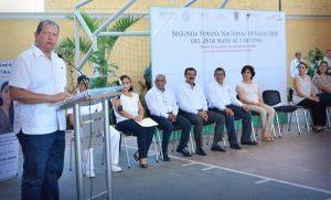 En Campeche hay vacunas contra hepatitis B: SSA