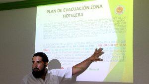 Continúa Protección Civil instalación de subcomités para prevención de huracanes en Cancún