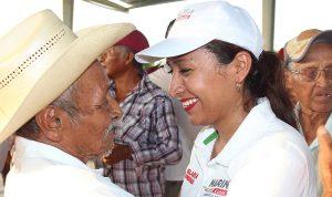 Es tiempo de que las mujeres dirijan Candelaria, Campeche: Marina García