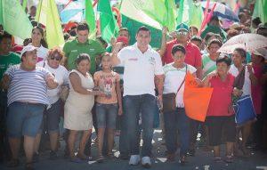 Castro Bello sigue sumando apoyos a su candidatura en todo Campeche