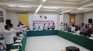 Lleva a cabo Centro Sesión Ordinaria del Consejo Municipal de Protección Civil