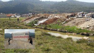 Clausura PROFEPA predio en los humedales de montaña en San Cristóbal de las Casas, Chiapas