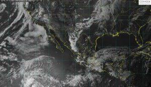 Se prevén tormentas muy fuertes con granizadas en zonas de Jalisco, Guerrero, Puebla y Oaxaca