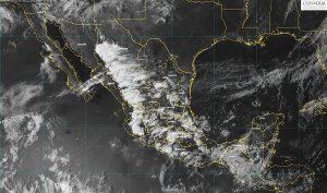 Se prevén tormentas intensas en Chiapas y muy fuertes en el sur de México, Jalisco y Tabasco