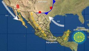 Tormentas intensas, descargas eléctricas y granizo se prevén en Puebla, Veracruz y Chiapas