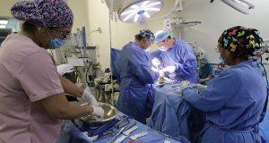 Con normalidad, cirugías en hospitales de Tabasco