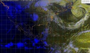 Se pronostican lluvias intensas en áreas de Chiapas y muy fuertes en Quintana Roo