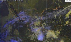 En el occidente, sur y sureste de México se prevén tormentas muy fuertes
