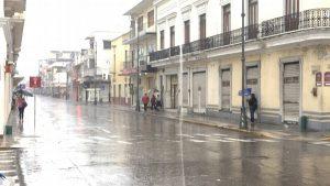 Continuarán lluvias en Veracruz y Boca del Río lunes y martes