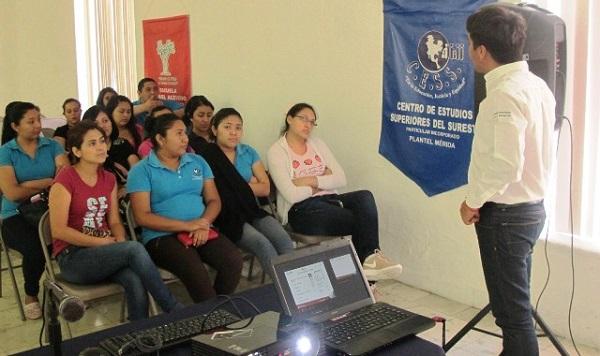0340e8151b Alumnas y alumnos del Centro de Estudios Superiores del Sureste (CEES)