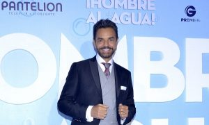 Eugenio Derbez confirma próximo proyecto en Hollywood