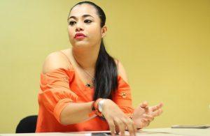 Con Gerardo Gaudiano habrá más empleo asegura Fanny Vargas