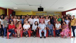 Festeja el ITSLV a todas las madres trabajadoras de la institución