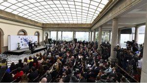 Candidatos a la presidencia participan en Foro Nacional de Turismo