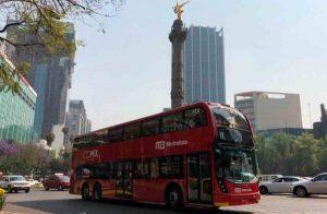 Línea 7 del Metrobús transporta a 100 mil personas al día