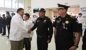 La familia, fuente de inspiración y motivación de elementos de la SSP en Yucatán
