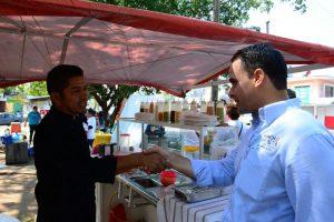 Se tiene que trabajar en Leyes que beneficien a los ciudadanos: Pancho Peralta