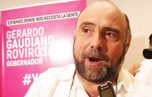 La propuesta de Gobierno que presentó Gerardo Gaudiano es innovadora: Gustavo Hernández