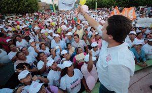 Recuperaremos la paz y la tranquilidad afirma Gerardo Gaudiano