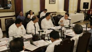 Se reúne Junta de Gobierno de Servicios de Salud en Tabasco