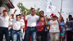 Impulsar el desarrollo de Campeche es nuestra prioridad: Christian Castro Bello
