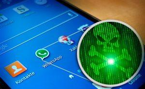 Peligroso virus espia tus conversaciones en WhatsApp