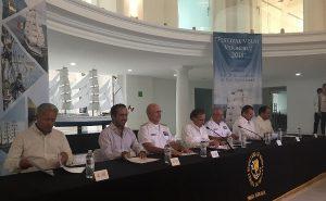 Anuncian actividades del Festival Velas Veracruz 2018