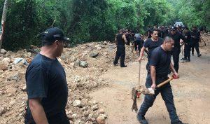 Atención oportuna por lluvias, para habitantes del sur de Yucatán