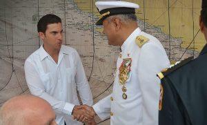 Ayuntamiento de Benito Juárez reconoce la labor de la Armada de México