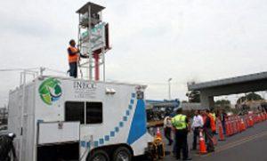 Monitoreo de la calidad del aire en la CDMX