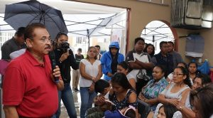Sistema Integral de Salud para todo Solidaridad: Martin de la Cruz