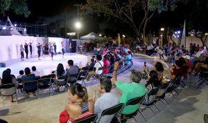 Impulsa Ayuntamiento de Benito Juárez Arte y Cultura