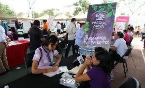 Genera gobierno municipal de Benito Juárez oportunidades de empleo