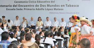 Celebran Encuentro de Dos Mundos en Tabasco