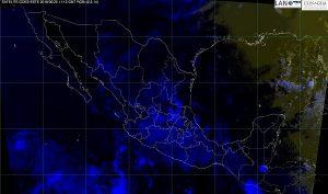 Se pronostican tormentas intensas en zonas de Querétaro, Hidalgo, Puebla, Veracruz, Oaxaca y Chiapas