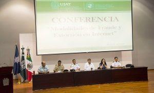 Comparte Policía Federal importancia de la ciberseguridad en la UJAT