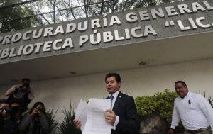 Denuncia PAN a López Obrador y a José Antonio Meade ante PGR
