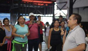 Impulsaremos el deporte en Solidaridad: Martín de la Cruz Gómez