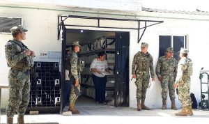 Inicia INE distribución de paquetes electorales en Campeche