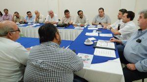 La obra pública será para empresas tabasqueñas afirma Gerardo Gaudiano
