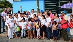 Apoyo total para las niñas y niños: Pancho Peralta