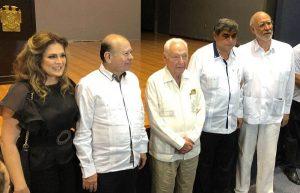 Presentan en la UJAT documental sobre exgobernador de Tabasco