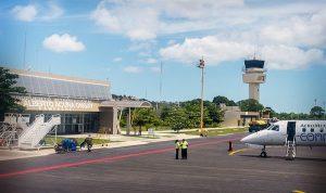 Incrementa número de pasajeros aeropuerto en Campeche