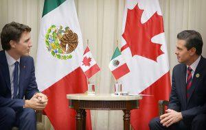 México y Canadá rechazan aranceles de EU