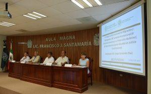 Analizan en la UJAT avances de derechos humanos y migración