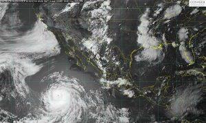En regiones de Durango, Jalisco y Michoacán se prevén tormentas muy fuertes para esta noche