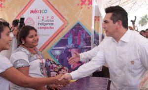 Es tiempo de presumir lo bueno de Campeche: Alejandro Moreno Cárdenas