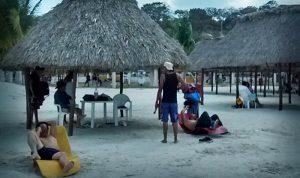 Refuerza Protección Civil seguridad en playas y balnearios de Campeche