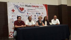 Anuncian carrera Todo México Salvando Vidas