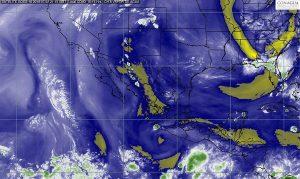 Se prevén tormentas fuertes, actividad eléctrica y granizo en 14 Estados de México